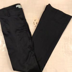 Marciano trousers satin blue